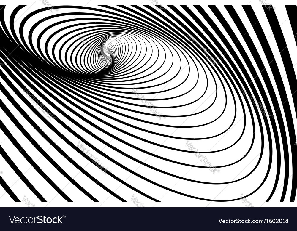 Spiral whirl movement vector | Price: 1 Credit (USD $1)