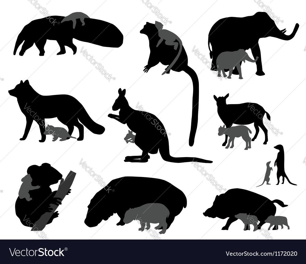 Animal kids vector   Price: 1 Credit (USD $1)