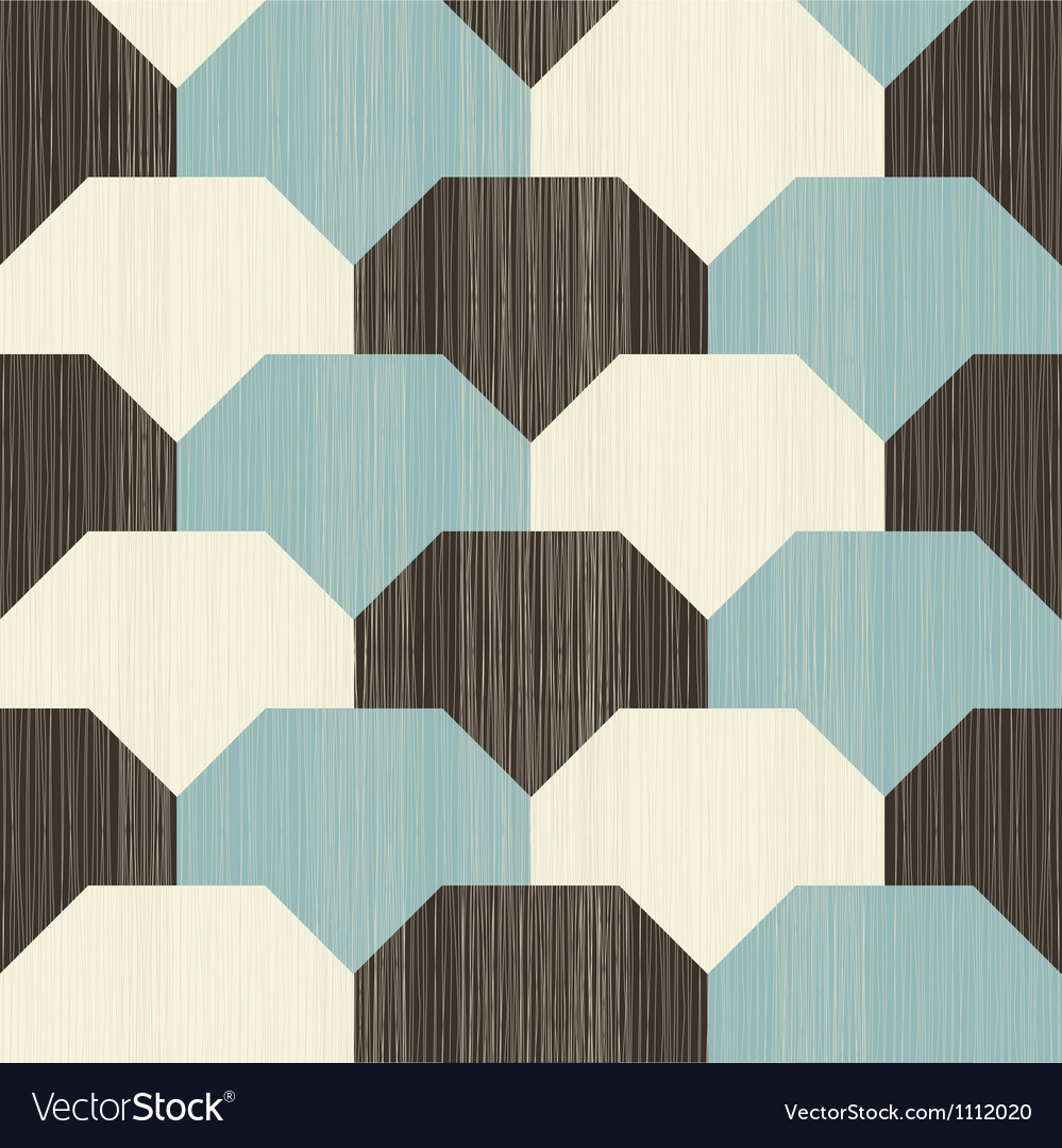 Hexagonal pattern vector | Price: 1 Credit (USD $1)