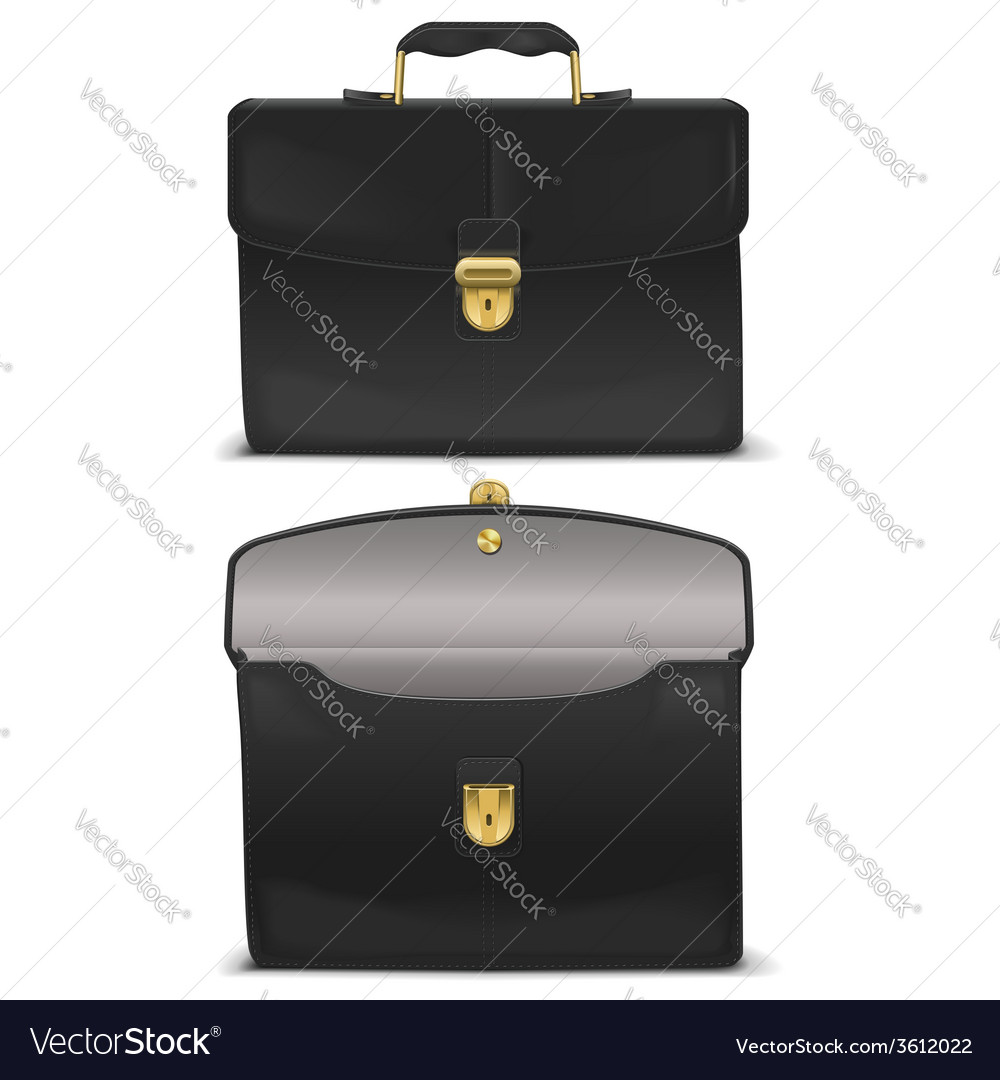 Black case icons vector | Price: 1 Credit (USD $1)