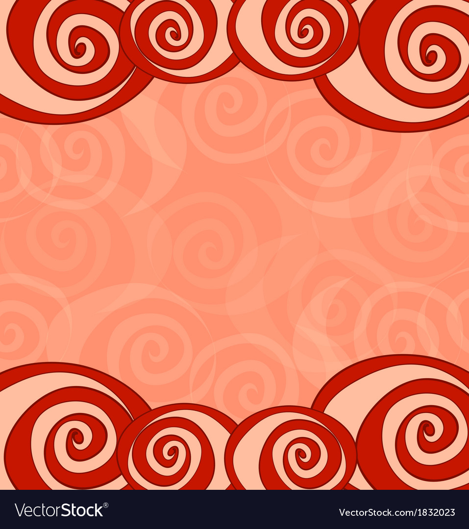 Saint valentines day card greeting card with roses vector | Price: 1 Credit (USD $1)