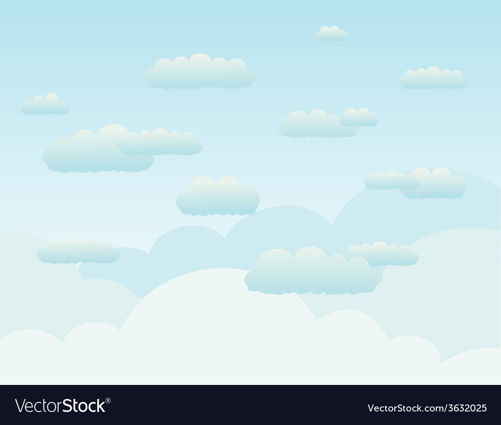 Background the sky2 vector | Price: 1 Credit (USD $1)