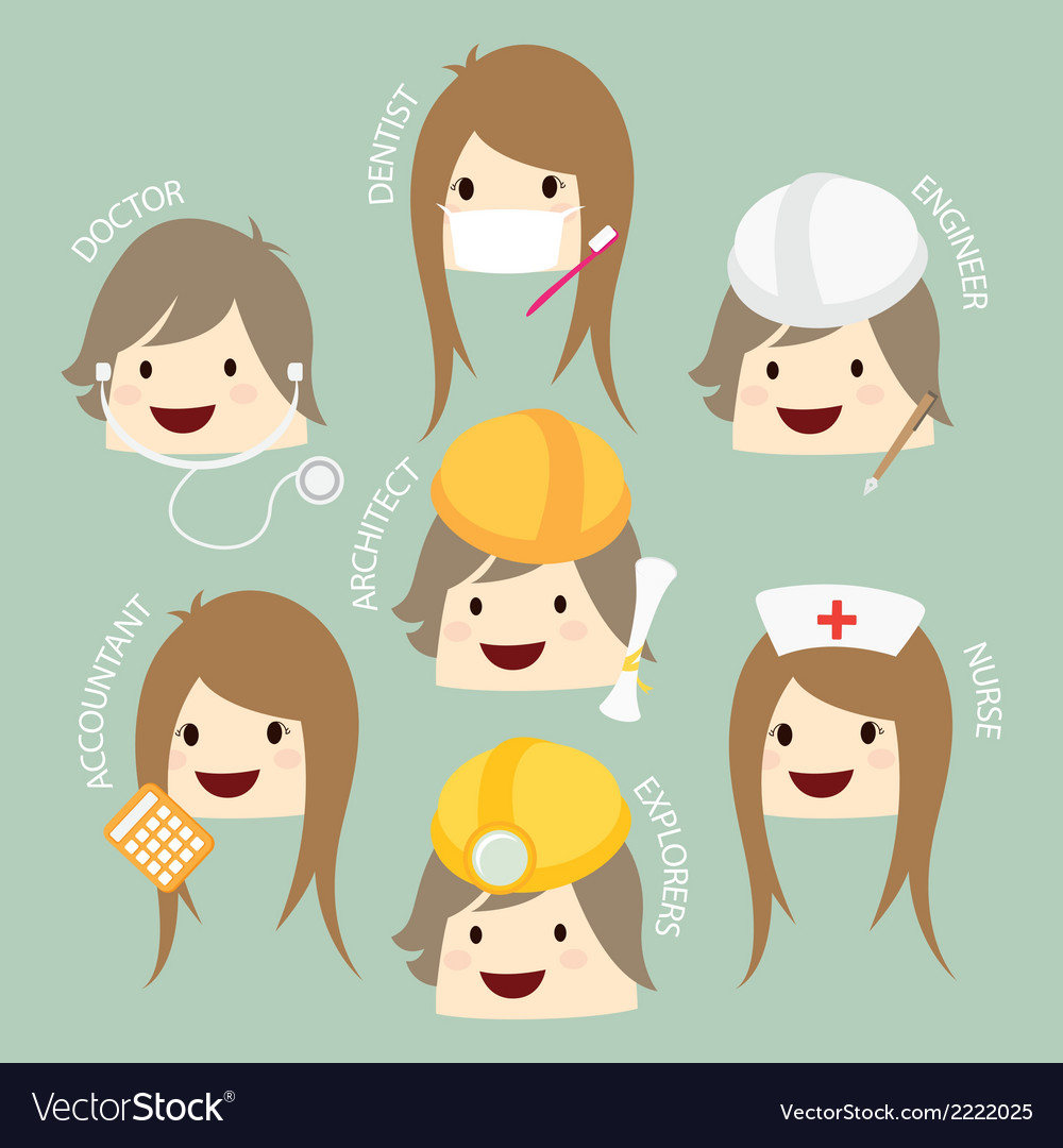 Popular job asean economics community aec cartoon vector | Price: 1 Credit (USD $1)
