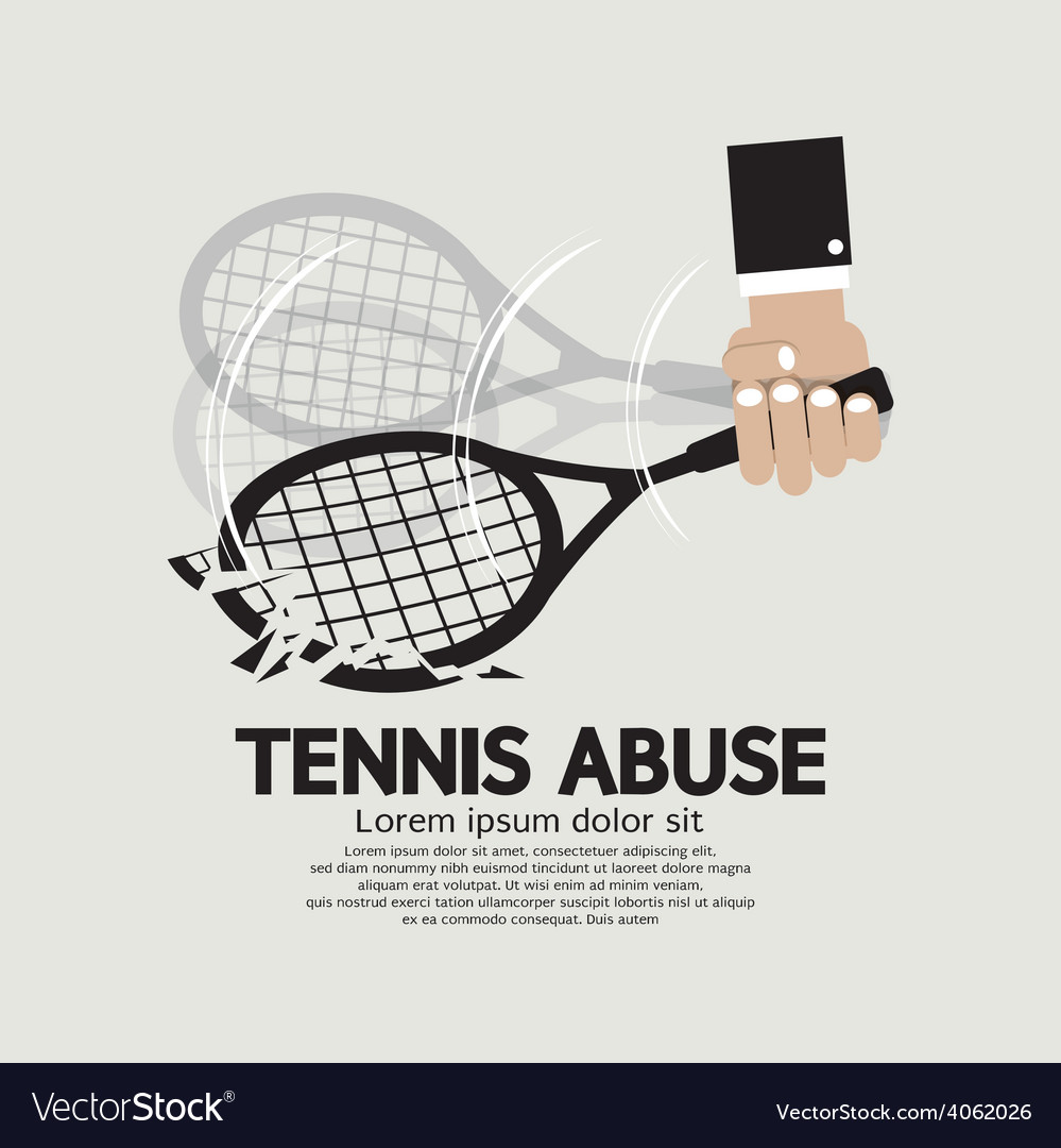 Breaking down tennis abuse vector | Price: 1 Credit (USD $1)