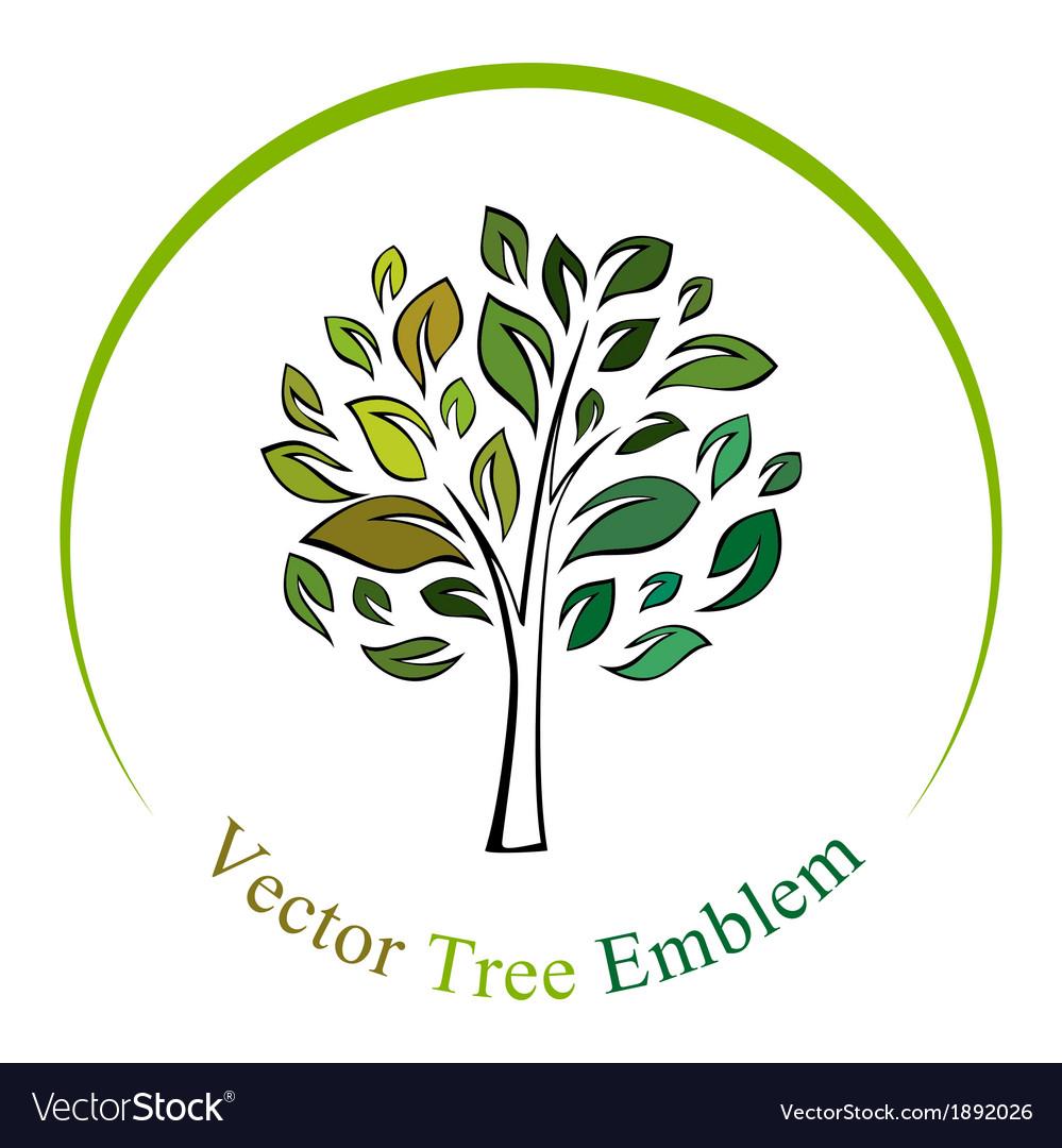 Tree logo vector   Price: 1 Credit (USD $1)