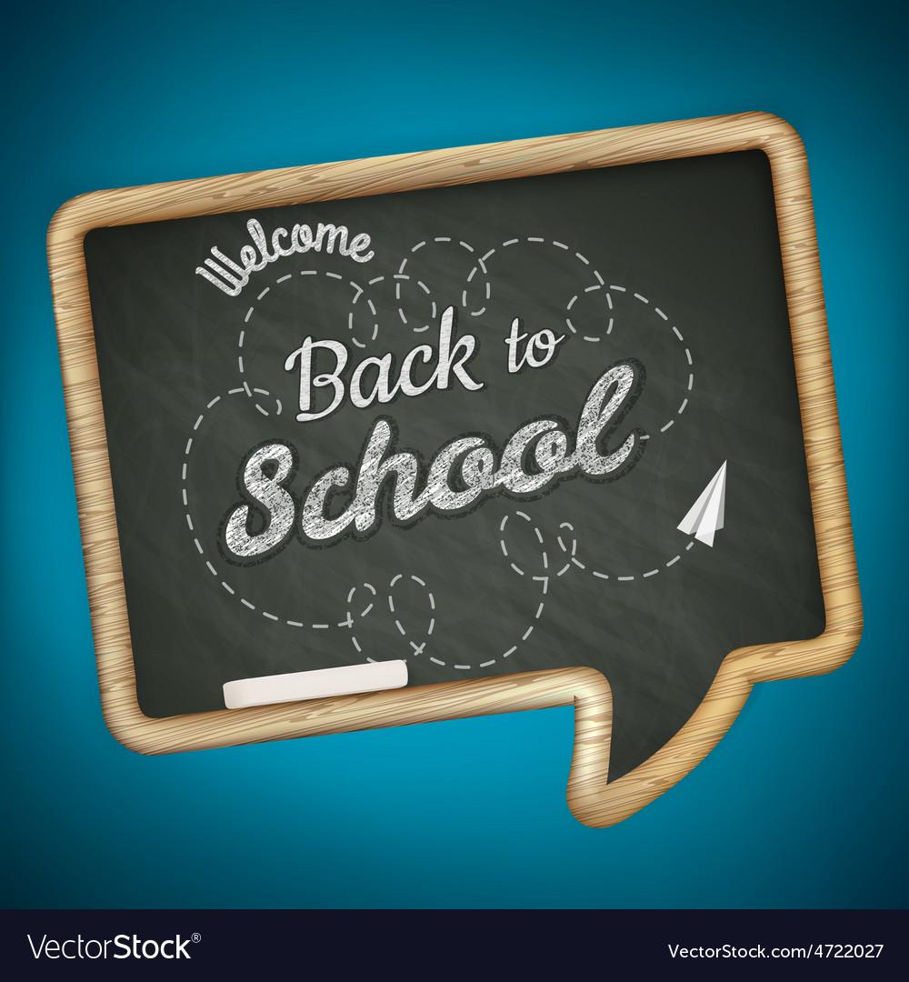 Back to school eps 10 vector | Price: 3 Credit (USD $3)