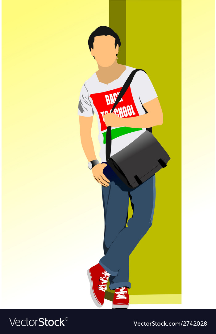 Al 0530 back to school 02 vector | Price: 1 Credit (USD $1)