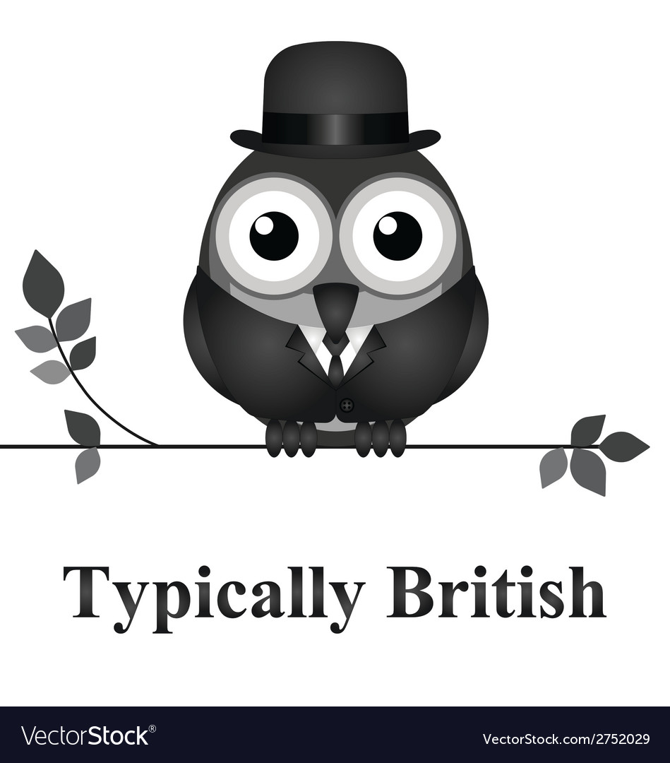 Typically british vector | Price: 1 Credit (USD $1)