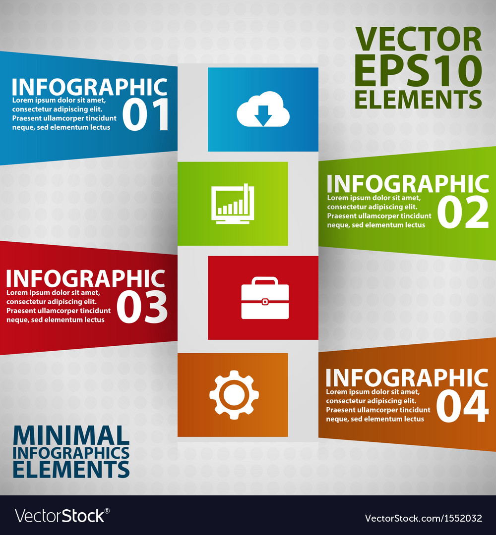 Minimal infographics vector | Price: 1 Credit (USD $1)