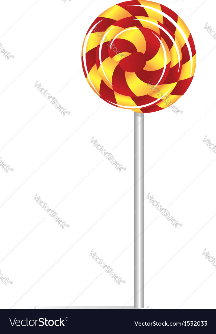 Lollipop icon vector | Price: 1 Credit (USD $1)