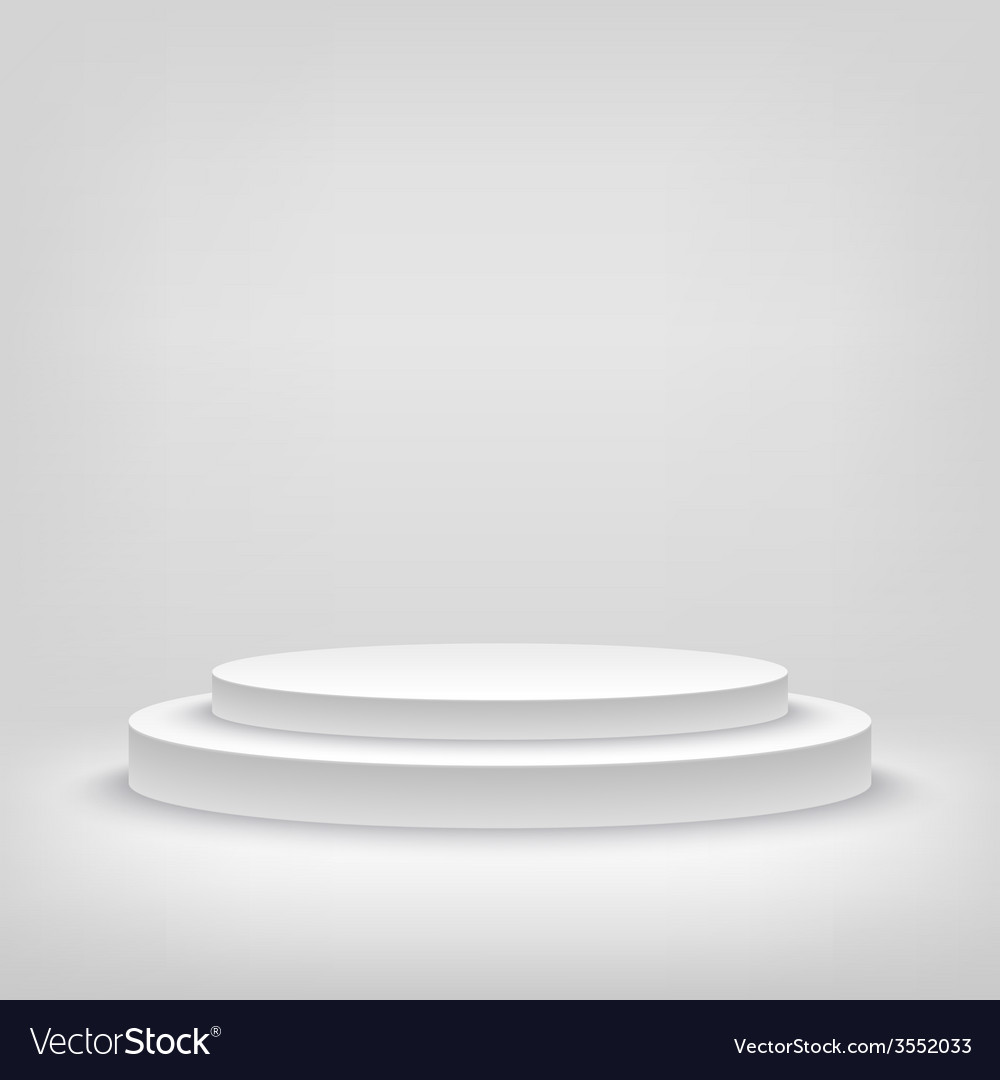 Stage podium award ceremony 3d show pedestal best vector | Price: 1 Credit (USD $1)