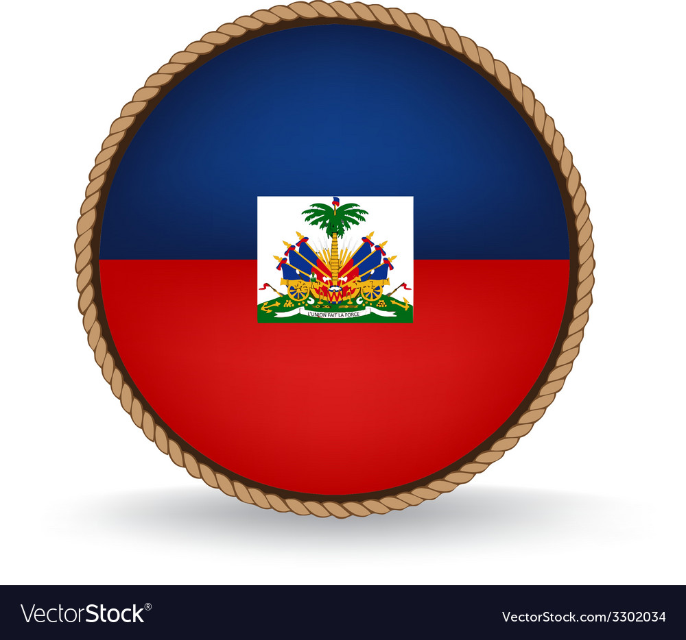 Haiti seal vector | Price: 1 Credit (USD $1)
