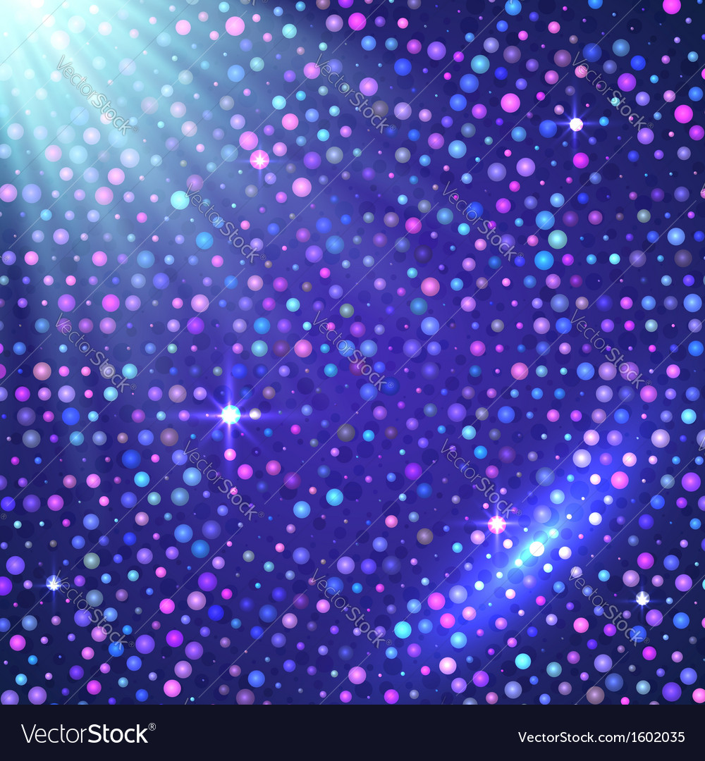 Disco light violet shining background vector | Price: 1 Credit (USD $1)