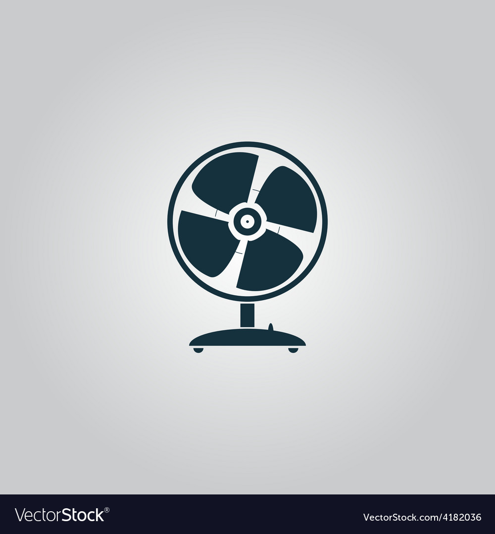 Table fan - vector | Price: 1 Credit (USD $1)