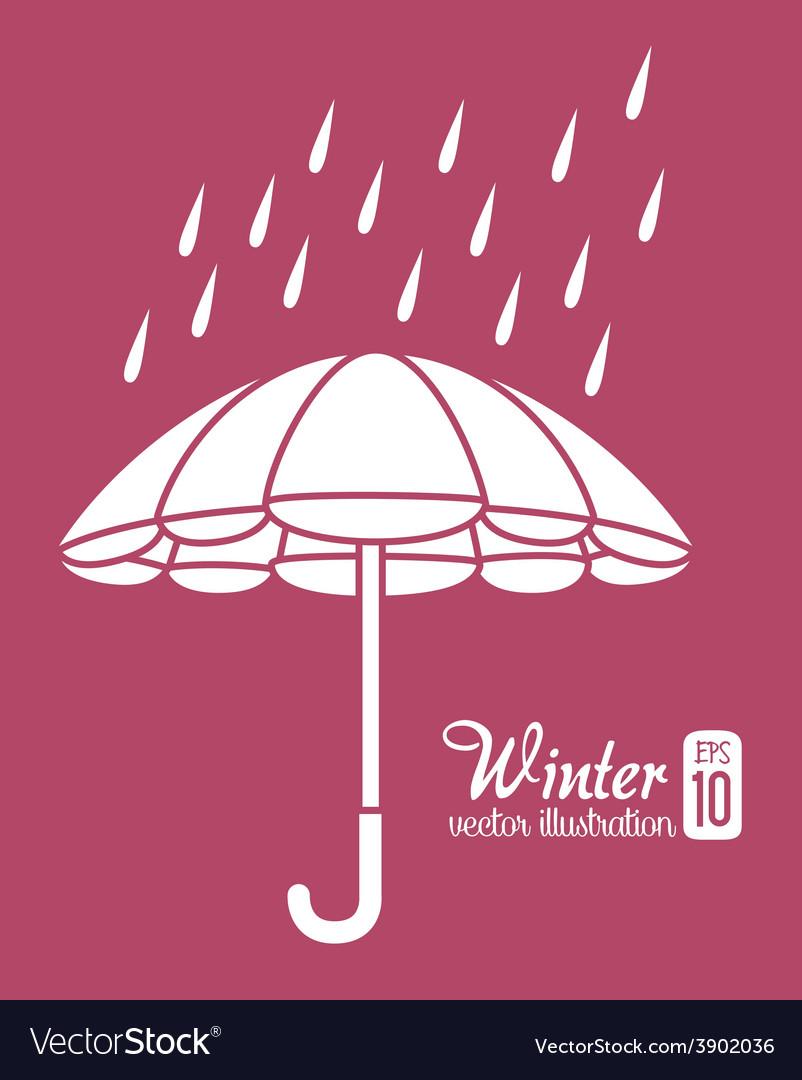Umbrella design vector   Price: 1 Credit (USD $1)