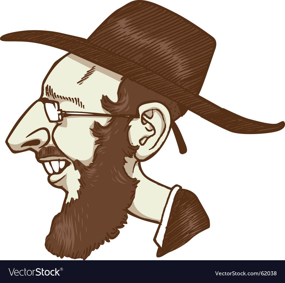 Jew vector | Price: 1 Credit (USD $1)