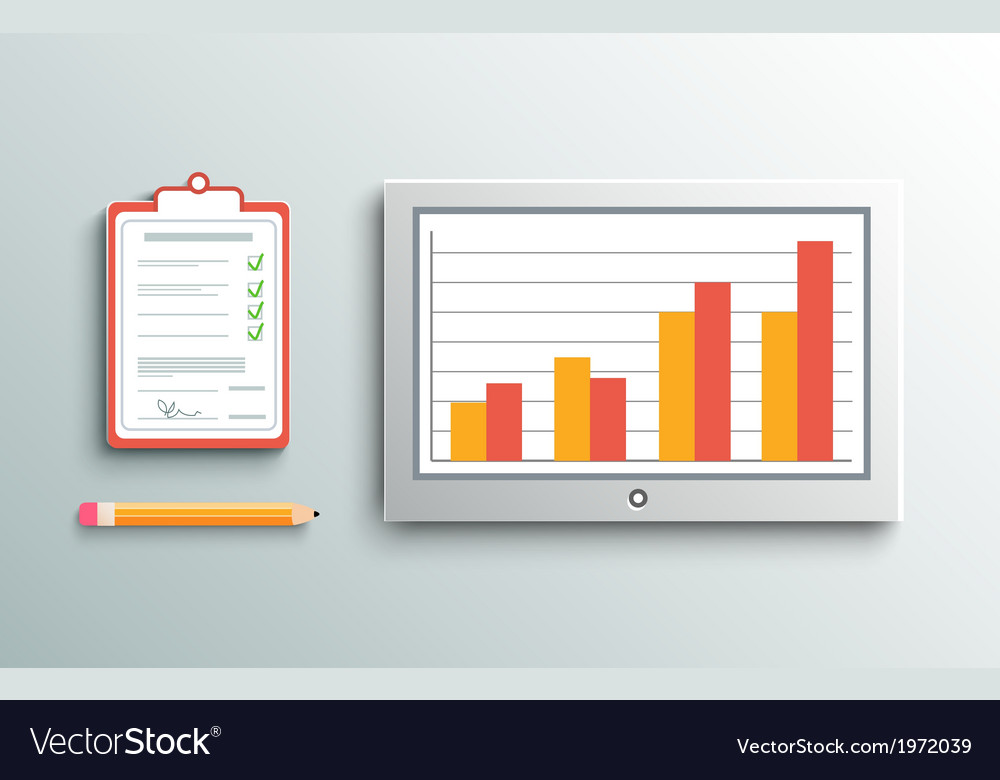 Delivery signature and monitor vector   Price: 1 Credit (USD $1)