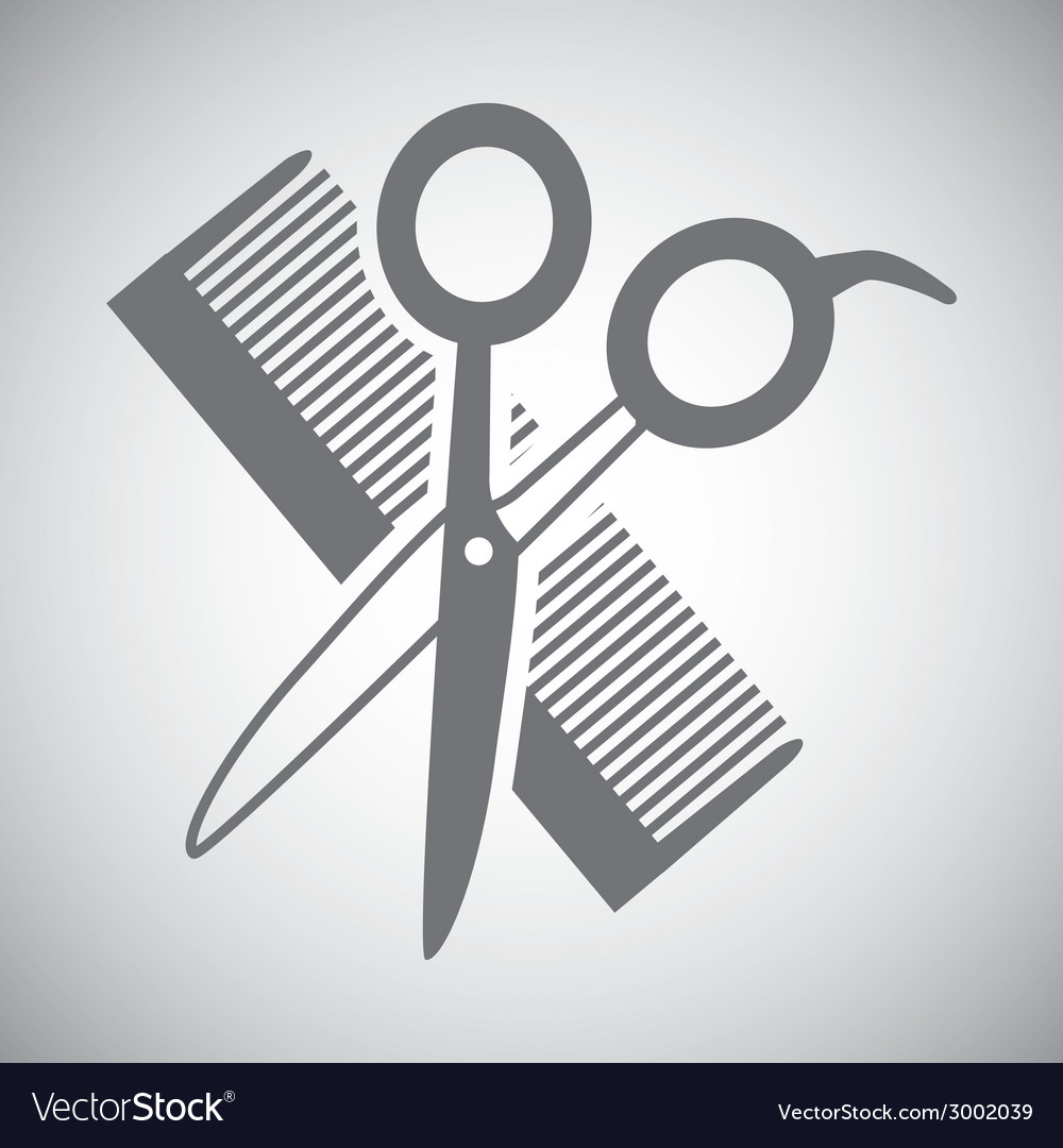 Scissors design vector | Price: 1 Credit (USD $1)