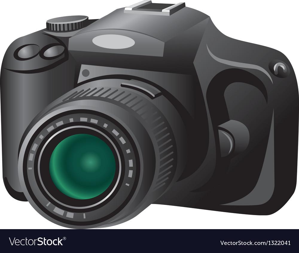 Camera vector | Price: 3 Credit (USD $3)