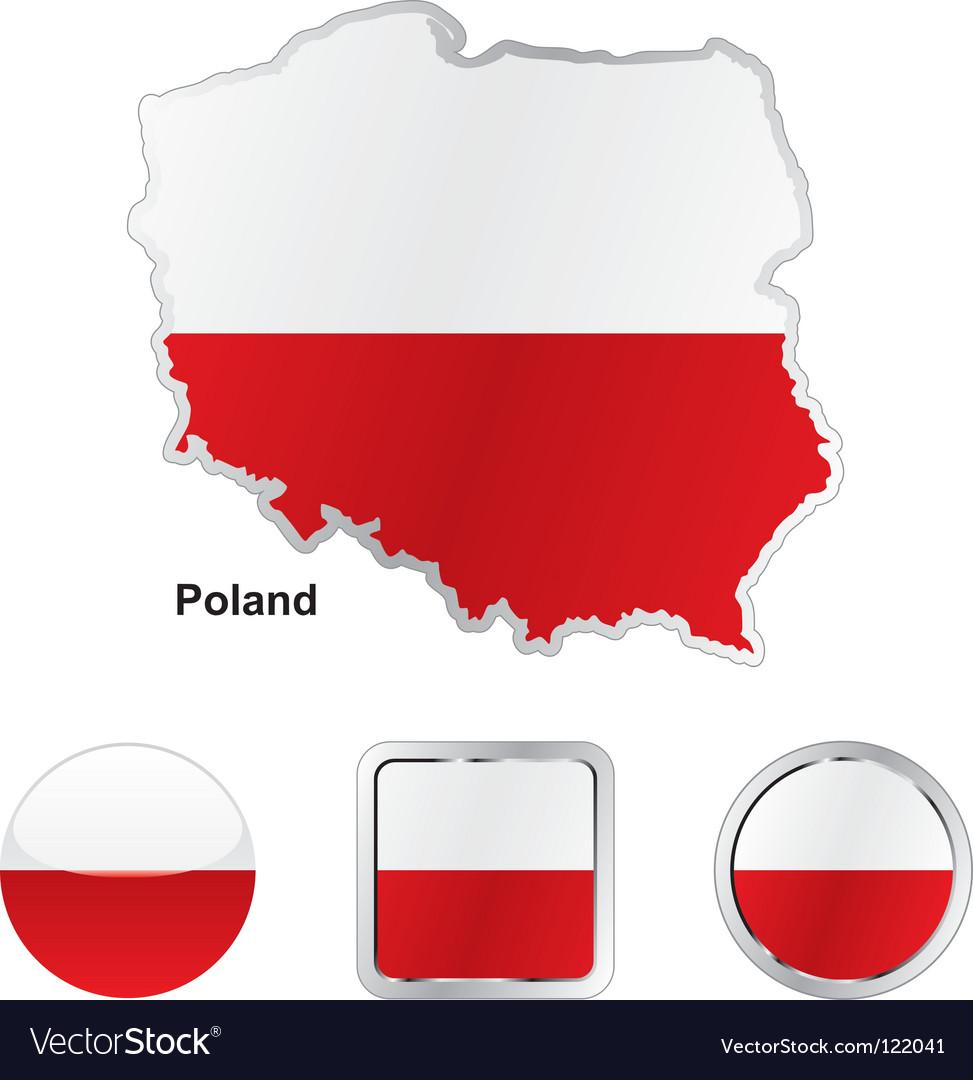 Poland vector   Price: 1 Credit (USD $1)