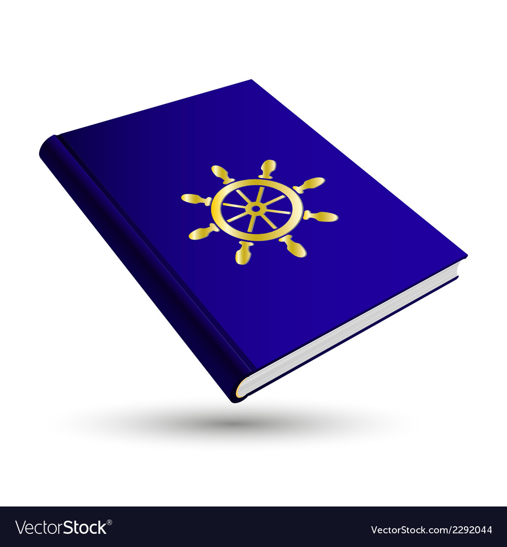 Navigate book vector | Price: 1 Credit (USD $1)