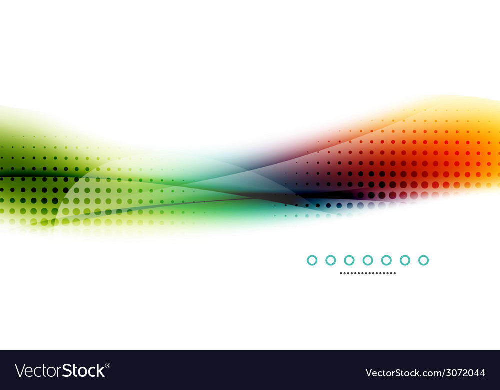 Unusual abstract background - blurred wave vector   Price: 1 Credit (USD $1)