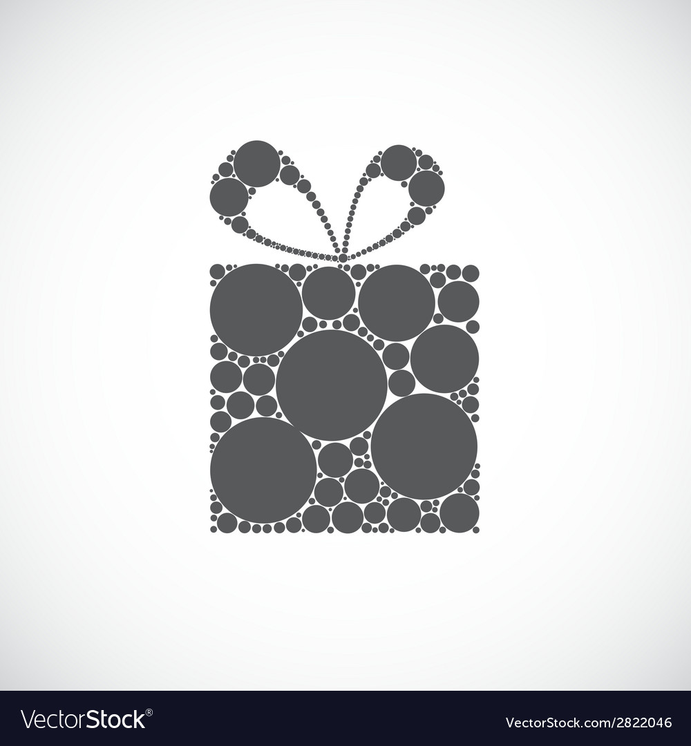 Beauty gift background vector | Price: 1 Credit (USD $1)
