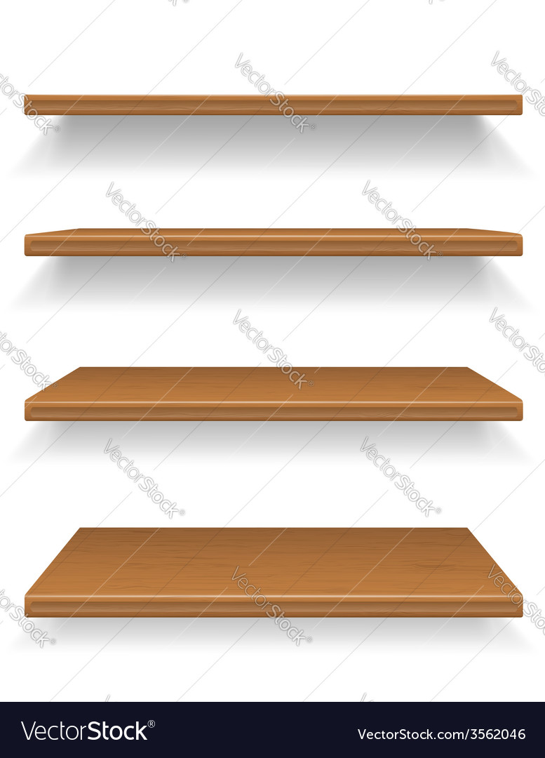 Shelves 01 vector | Price: 1 Credit (USD $1)