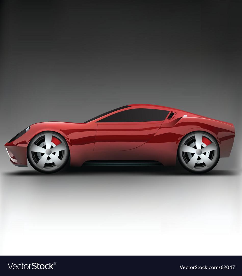 Car illustration vector | Price: 3 Credit (USD $3)