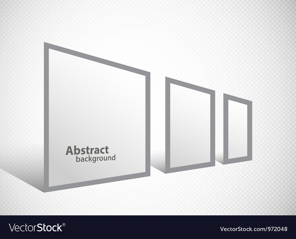 Banner stand vector | Price: 1 Credit (USD $1)