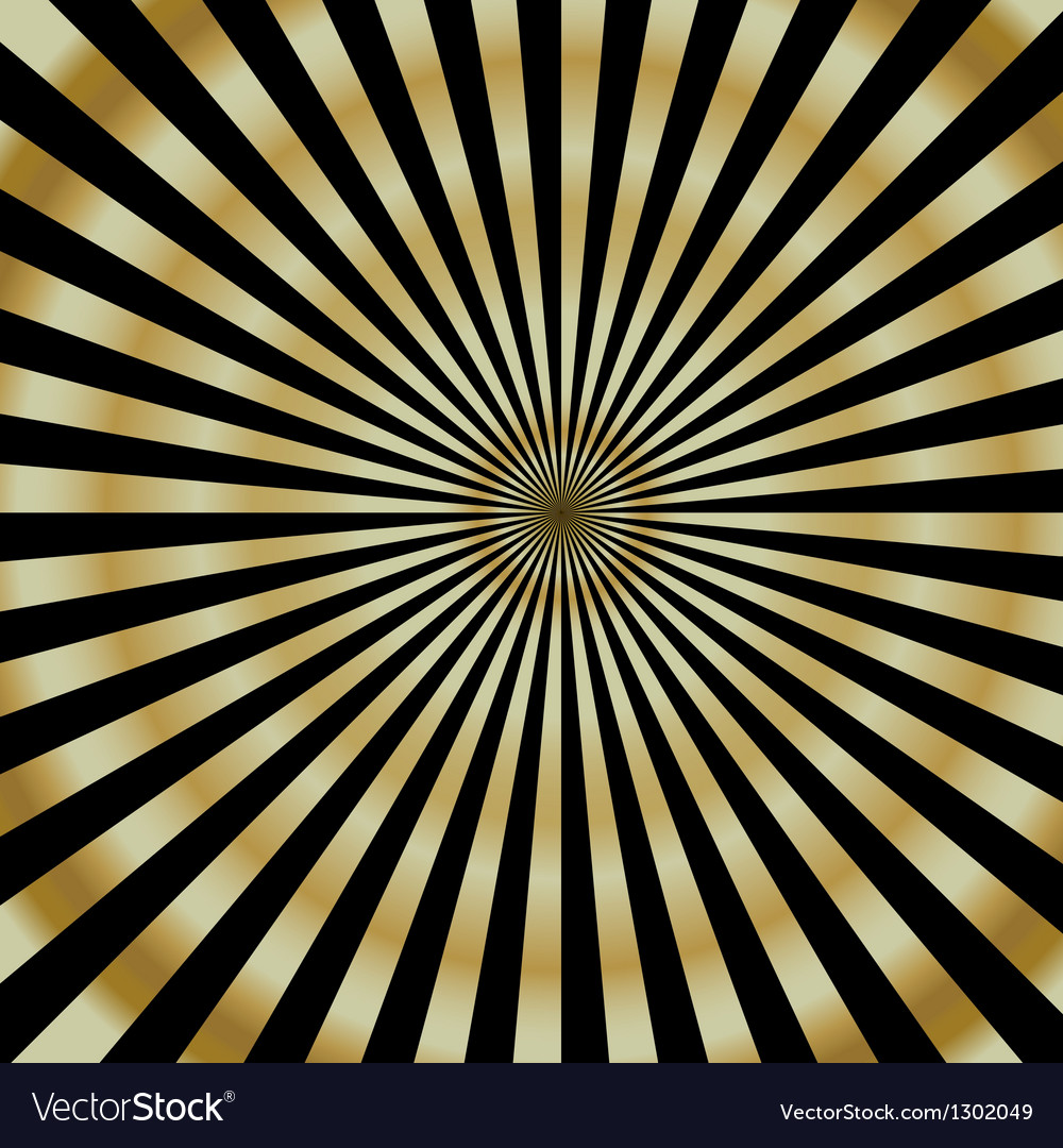 Abstract background golden starburst eps10 vector | Price: 1 Credit (USD $1)