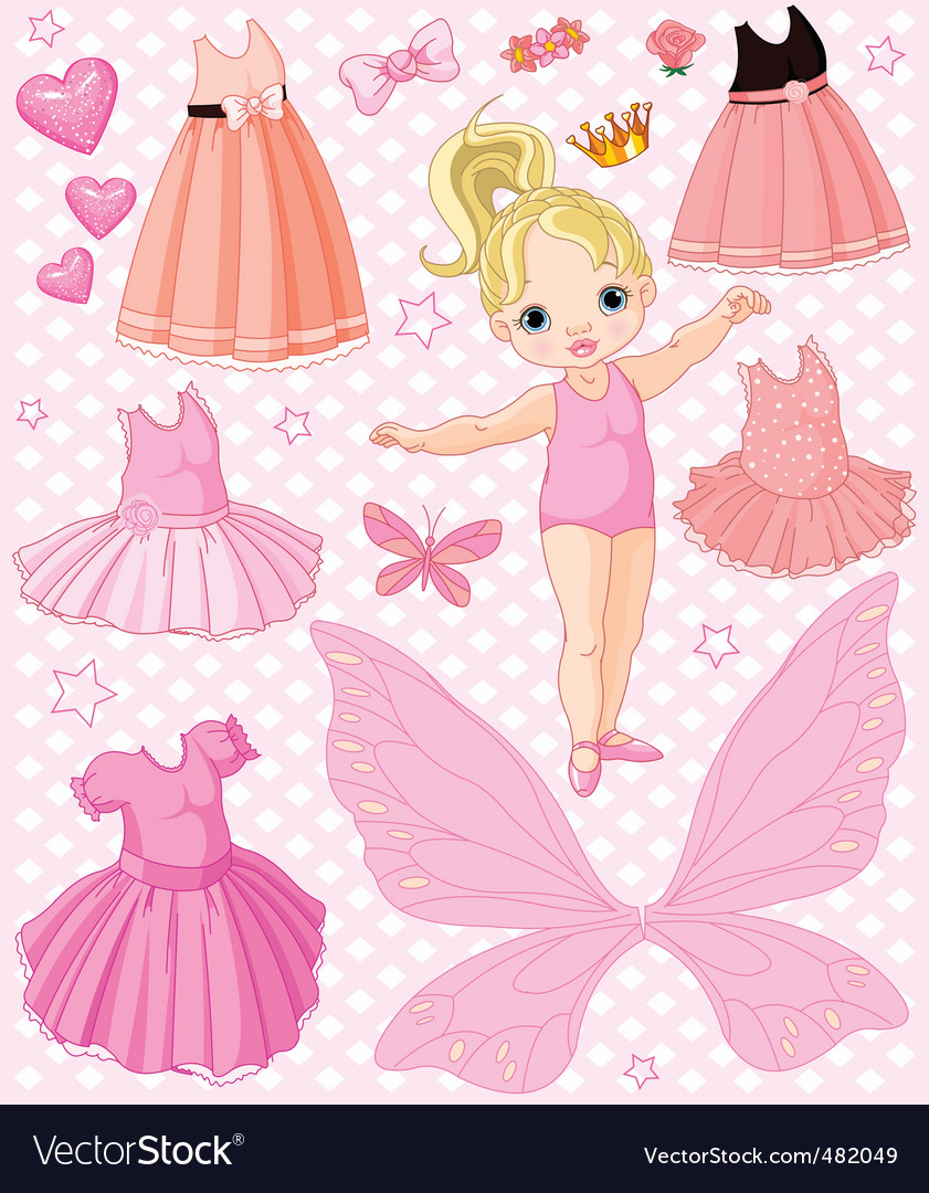 Cartoon baby vector | Price: 3 Credit (USD $3)