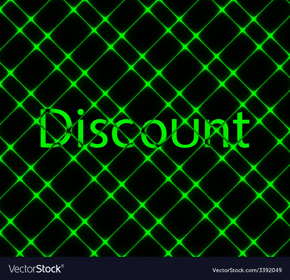Discount icon symbol flat modern web design with vector | Price: 1 Credit (USD $1)