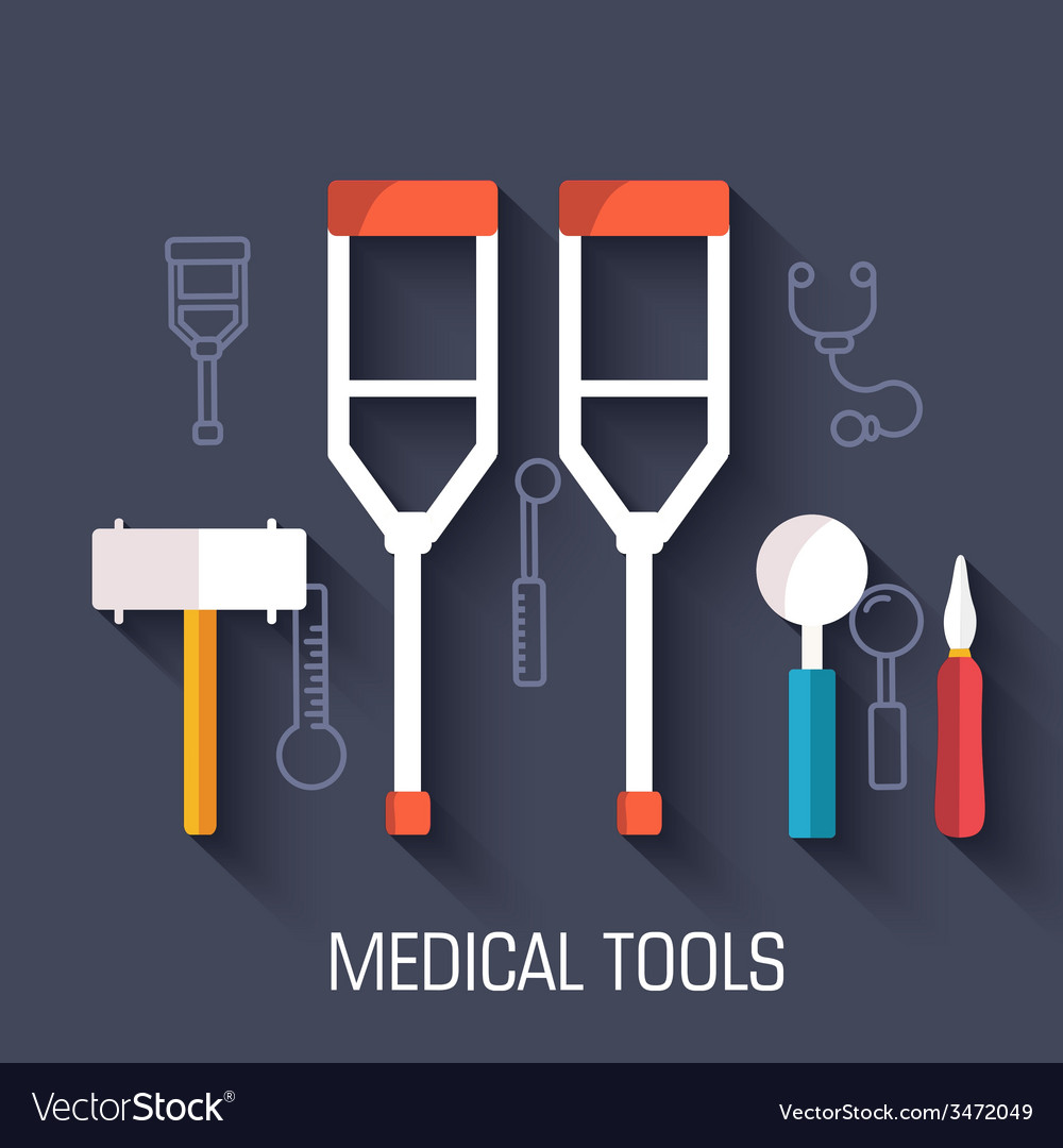 Medical concepts background design ideas vector | Price: 1 Credit (USD $1)