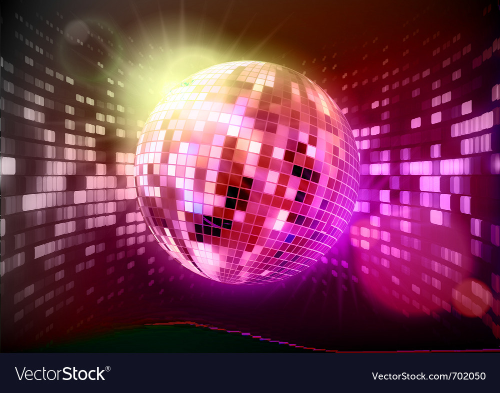 Abstract party background vector | Price: 1 Credit (USD $1)