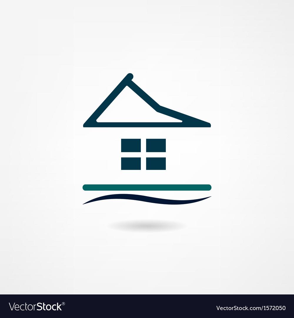 House icon vector | Price: 1 Credit (USD $1)