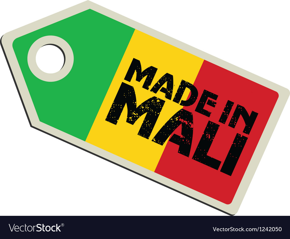 Made in mali vector | Price: 1 Credit (USD $1)