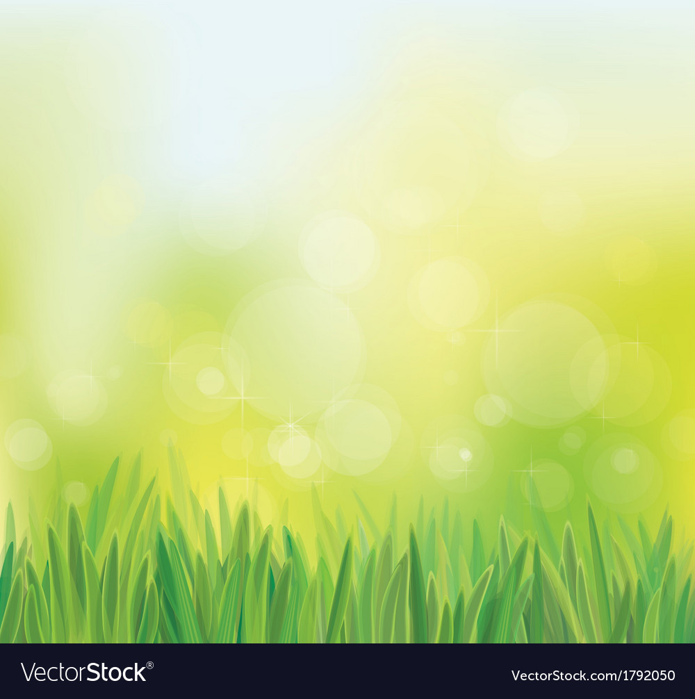 Sky grass vector | Price: 1 Credit (USD $1)