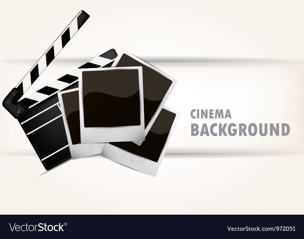Cinema background vector   Price: 1 Credit (USD $1)