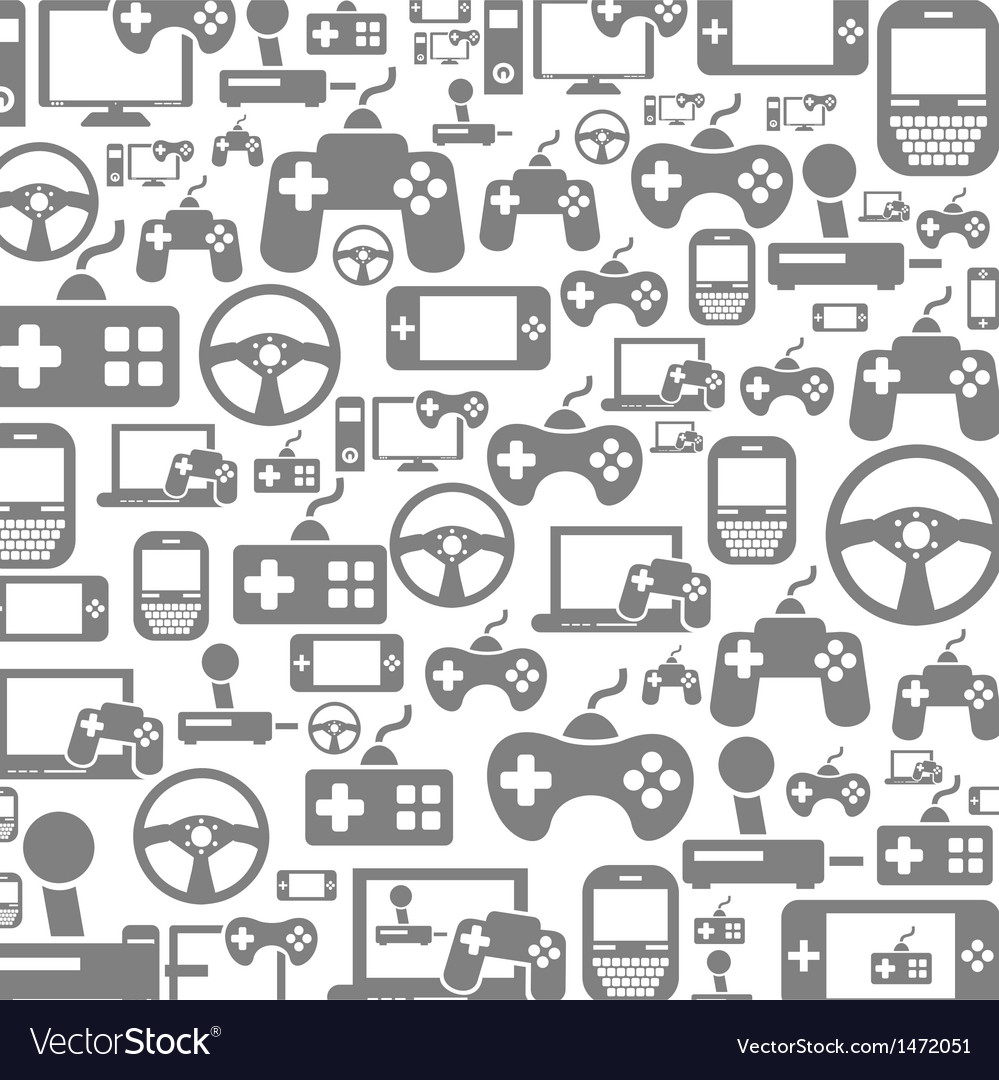Game a background vector | Price: 1 Credit (USD $1)