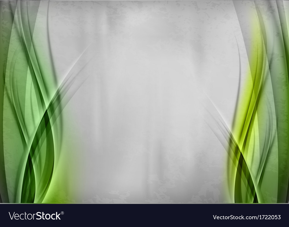 Background two side green vector | Price: 1 Credit (USD $1)