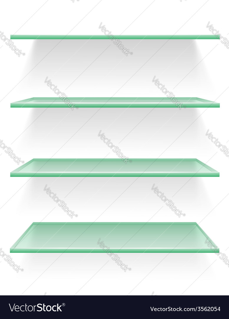 Shelves 03 vector | Price: 1 Credit (USD $1)