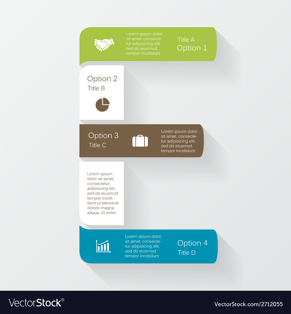 Business infographic diagram presentation vector | Price: 1 Credit (USD $1)