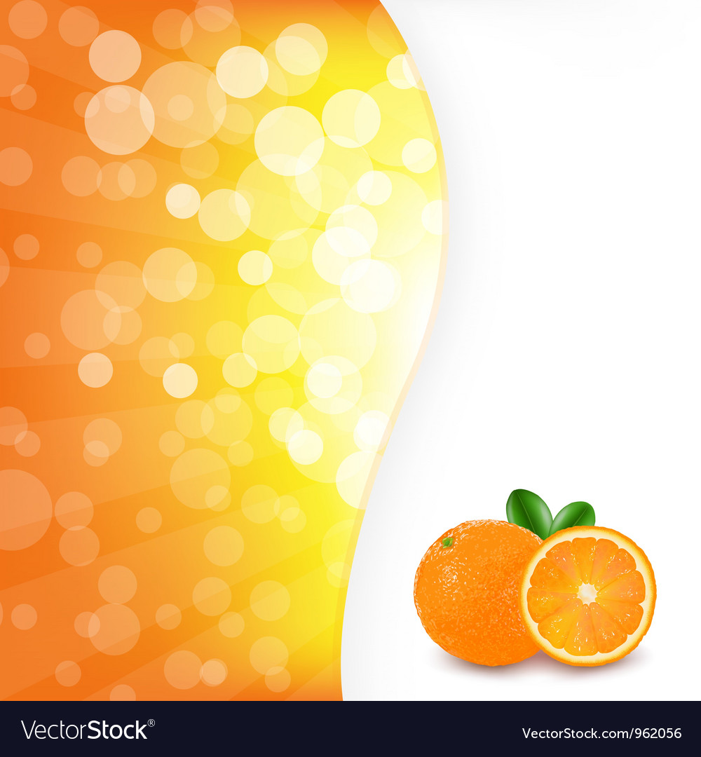Orange background vector   Price: 1 Credit (USD $1)