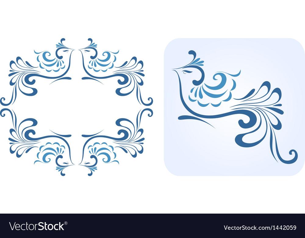 Blue bird vector   Price: 1 Credit (USD $1)