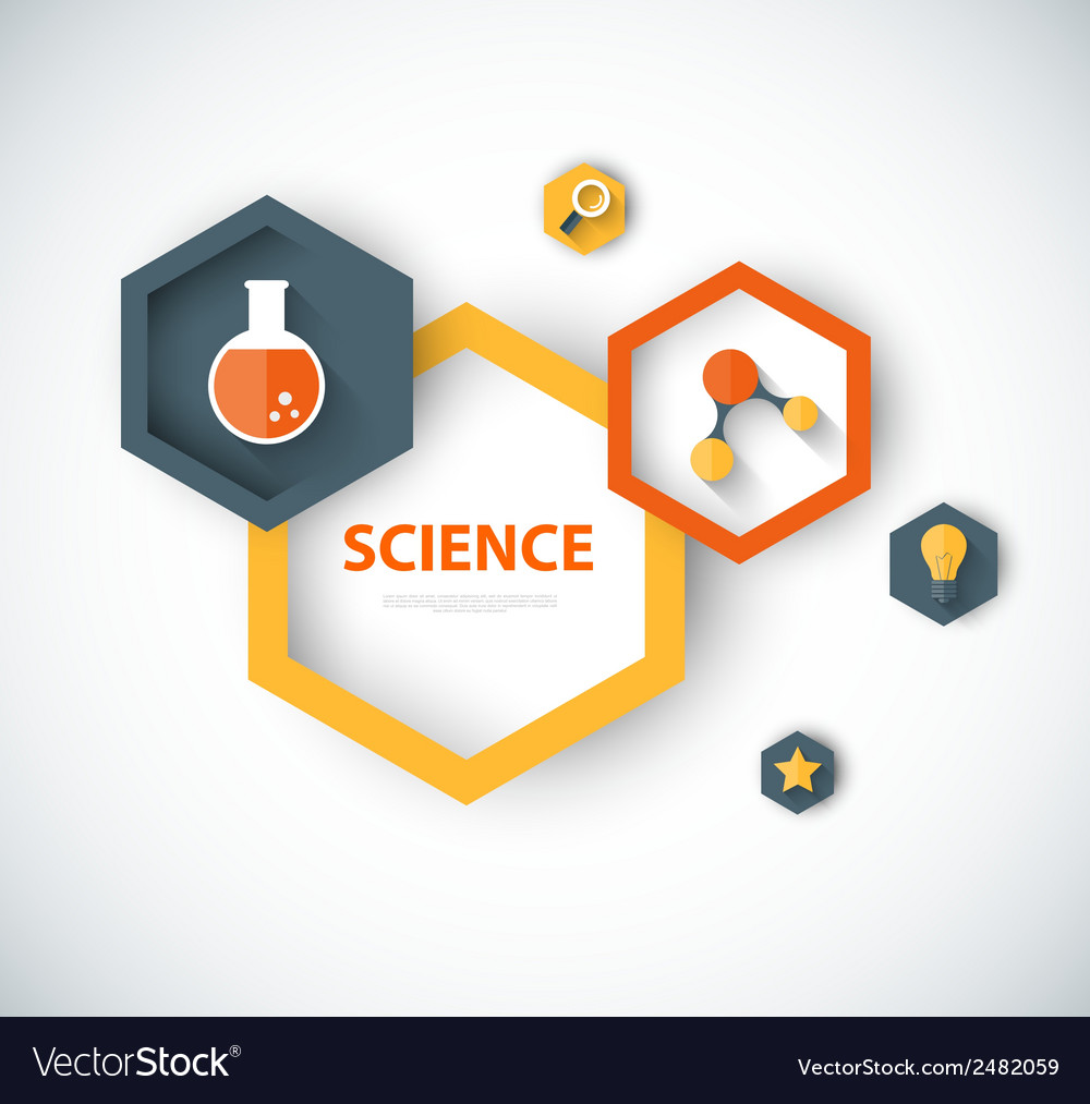 Science background vector | Price: 1 Credit (USD $1)
