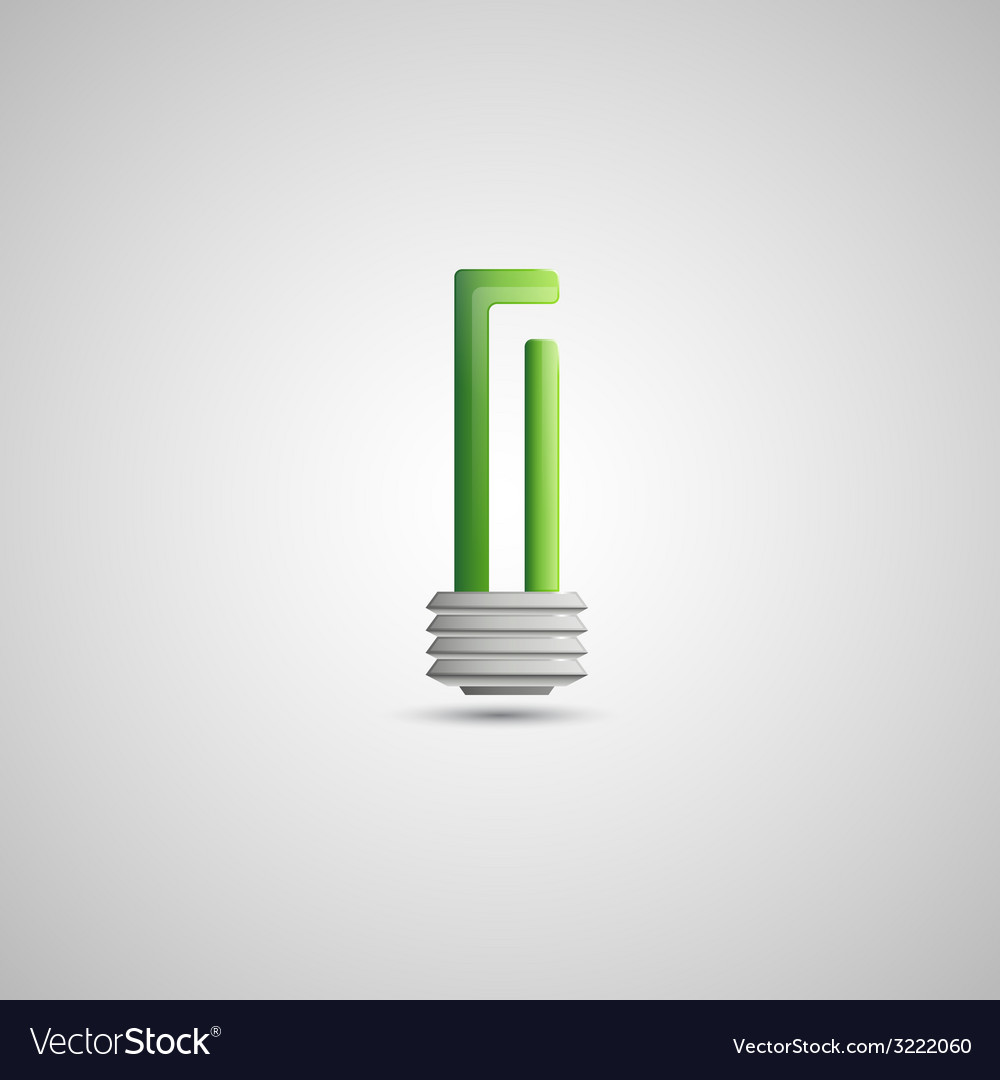 Light bulb vector | Price: 1 Credit (USD $1)