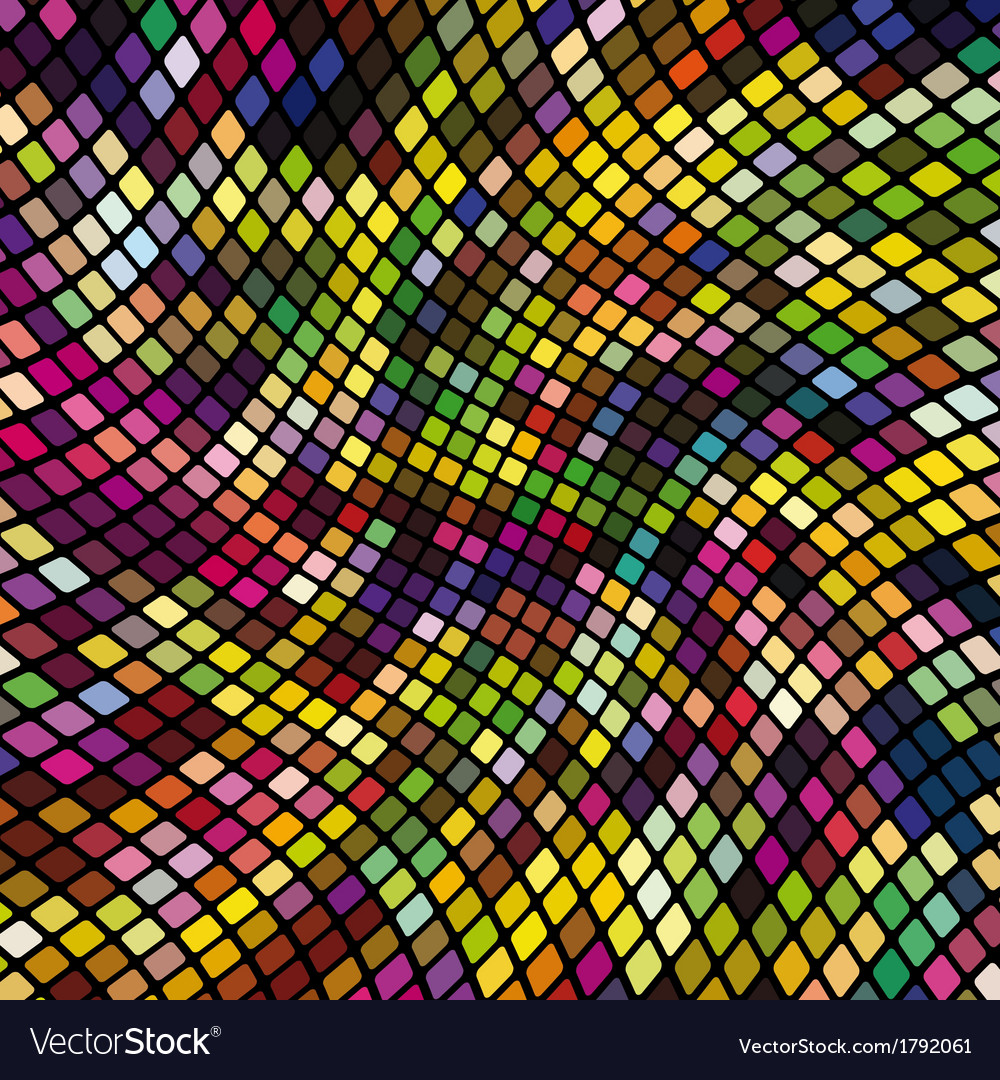 Swirl colorful abstract background vector | Price: 1 Credit (USD $1)