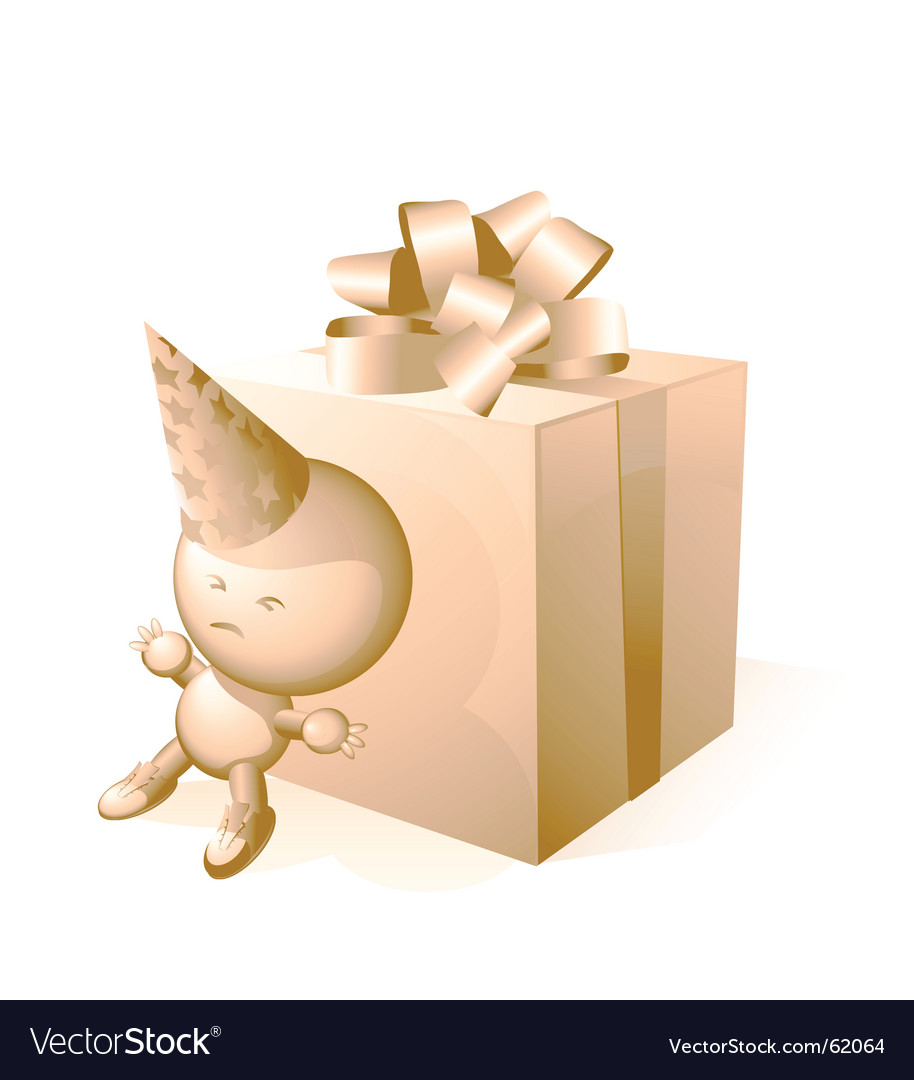Gifts vector | Price: 3 Credit (USD $3)