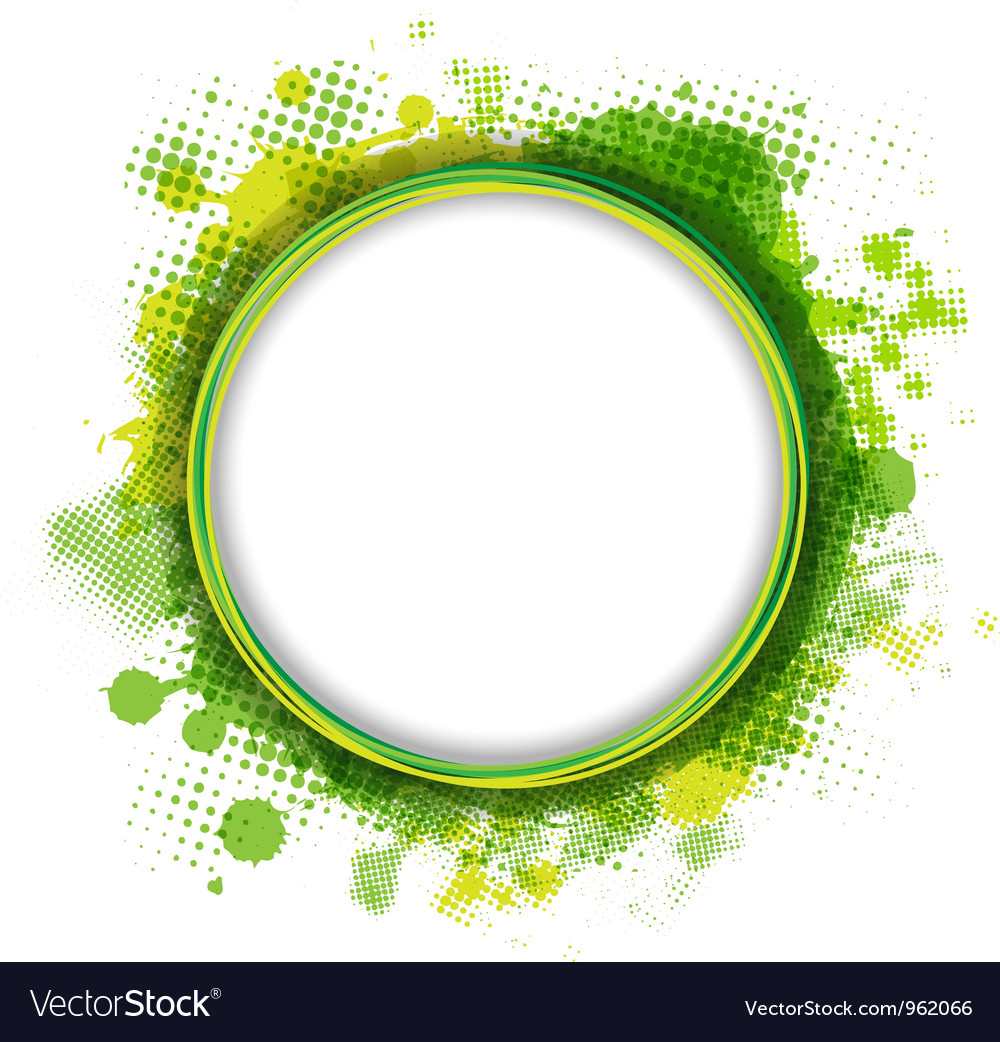 Halftone ring vector | Price: 1 Credit (USD $1)